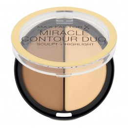 Max Factor Miracle Contour Duo - Light/Medium