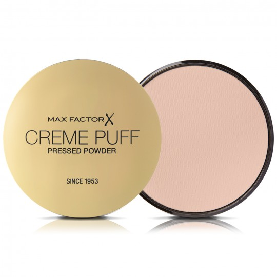 Max Factor Creme Puff Powder Compact - 85 Light 'n' Gay