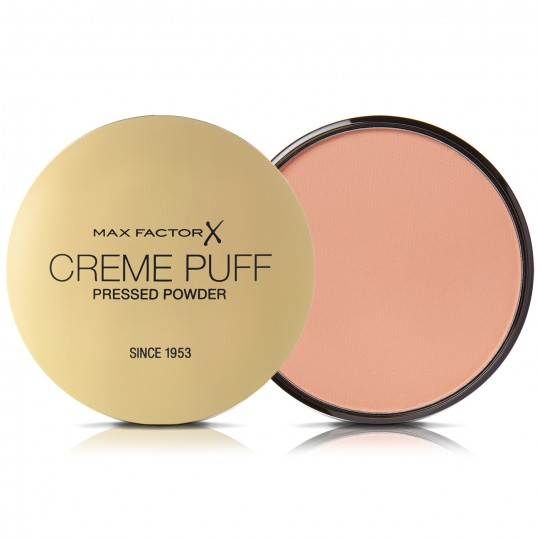 Max Factor Creme Puff Powder Compact - 55 Candle Glow