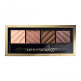 Max Factor Smokey Eye Drama Matte Eyeshadow Palette - 10 Alluring Nude