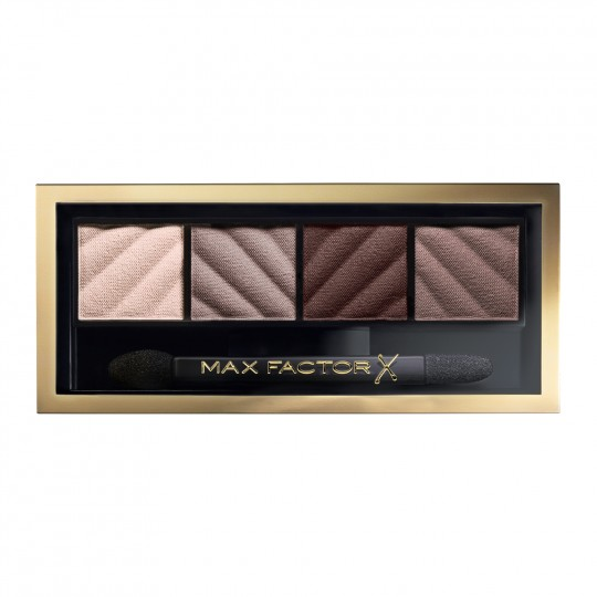 Max Factor Smokey Eye Drama Matte Eyeshadow Palette - 30 Smokey Onyx