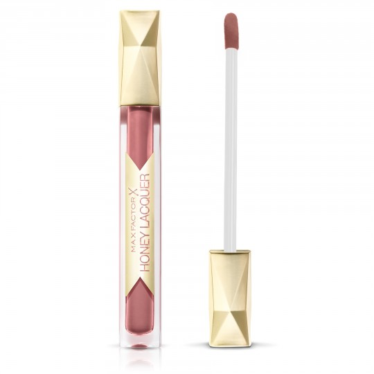 Max Factor Honey Lacquer Lip Gloss - 05 Honey Nude