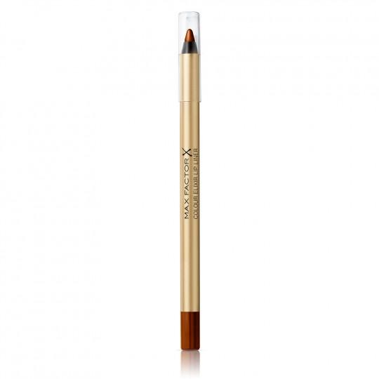 Max Factor Colour Elixir Lip Liner - 16 Brown 'N Bold