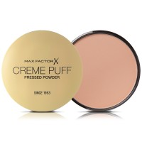 Max Factor Creme Puff Powder Compact - 75 Golden