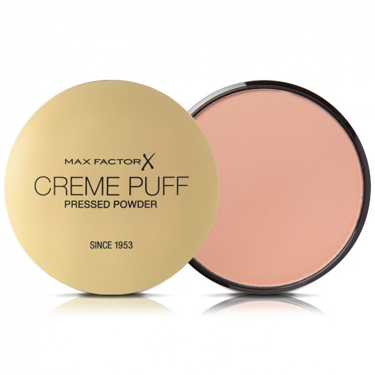 Max Factor Creme Puff Powder Compact - 50 Natural