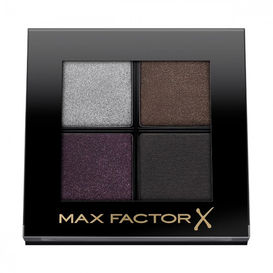 Max Factor Colour X-Pert Soft Touch Eyeshadow Palette - 005 Misty Onyx