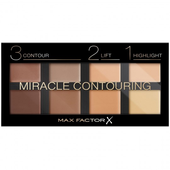 Max Factor Miracle Contouring Palette