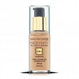 Max Factor Facefinity All Day Flawless 3-In-1 Foundation - 80 Bronze