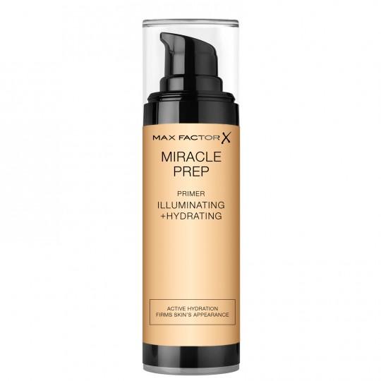 Max Factor Miracle Prep Primer - Illuminating & Hydrating