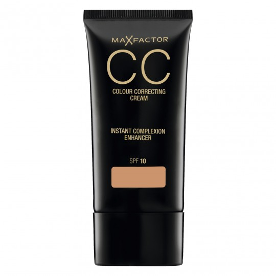 Max Factor CC Colour Correcting Cream SPF10 - 75 Tanned
