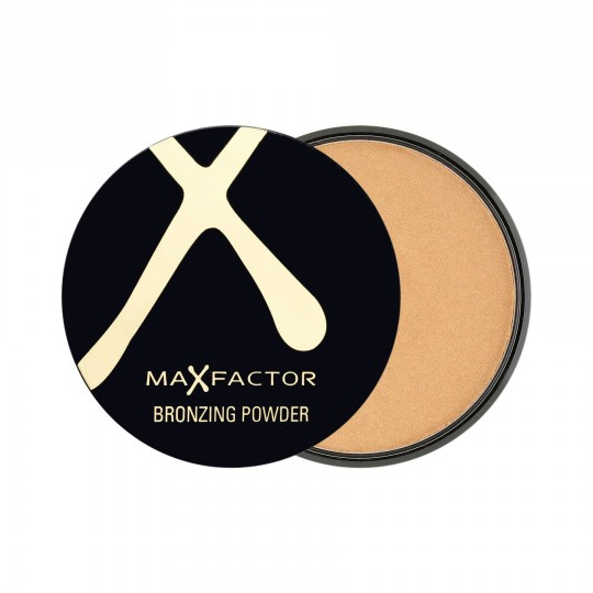 Max Factor Bronzing Powder - 01 Golden