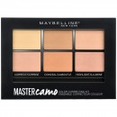 Maybelline Master Camo Colour Correcting Concealer Kit - 02 Medium