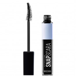 Maybelline Snapscara Washable Mascara - 01 Pitch Black