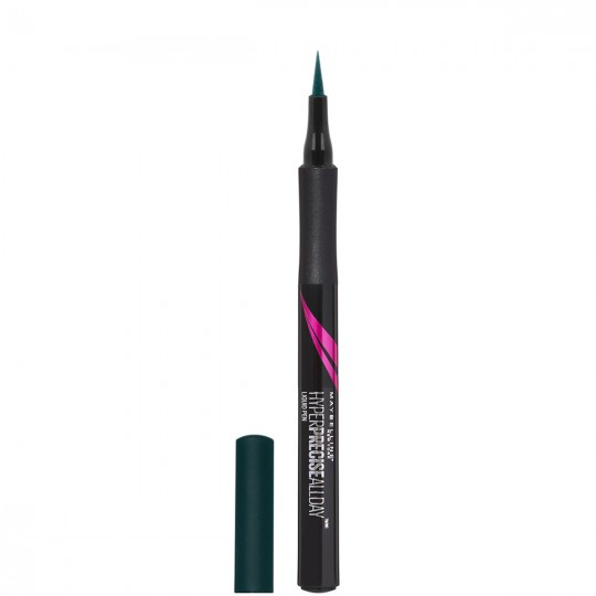 Maybelline Hyper Precise All Day Liquid Eyeliner - Jungle Green