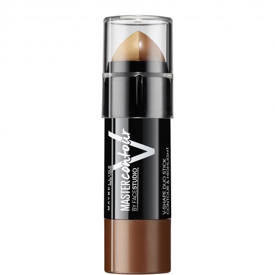 Maybelline Facestudio Master Contour V-Shape Duo Stick - 02 Medium