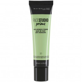 Maybelline FaceStudio Master Prime - 30 Anti-Redness Primer
