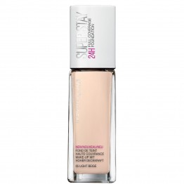 Maybelline SuperStay 24H Full Coverage Foundation - 05 Light Beige