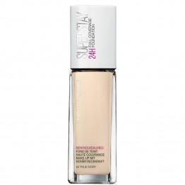Maybelline SuperStay 24H Full Coverage Foundation - 03 True Ivory