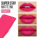 Maybelline SuperStay Matte Ink Liquid Lipstick - 30 Romantic