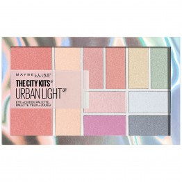 Maybelline The City Kits All-In-One Eye & Cheek Palette - Urban Light