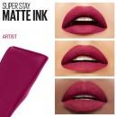 Maybelline SuperStay Matte Ink Liquid Lipstick - 120 Artist