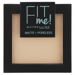 Maybelline Fit Me Matte + Poreless Powder - 110 Porcelain
