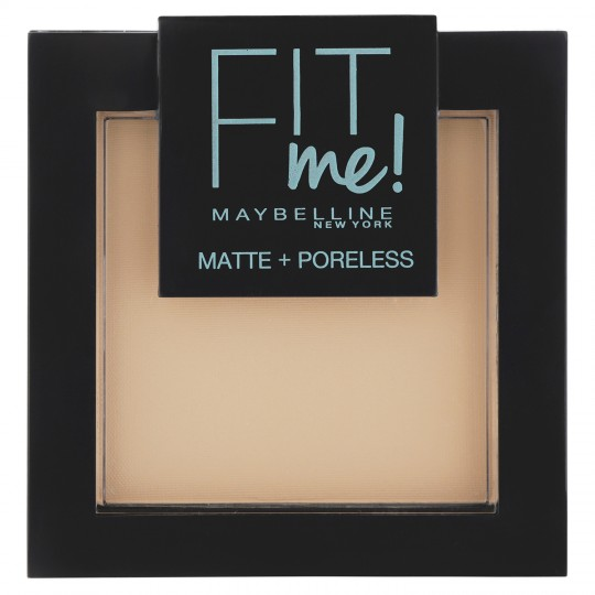 Maybelline Fit Me Matte + Poreless Powder - 110 Porcelain