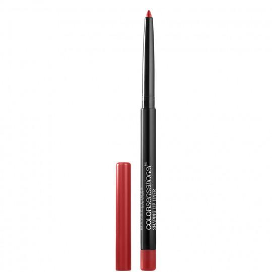 Maybelline Color Sensational Shaping Lip Liner - 90 Brick Red