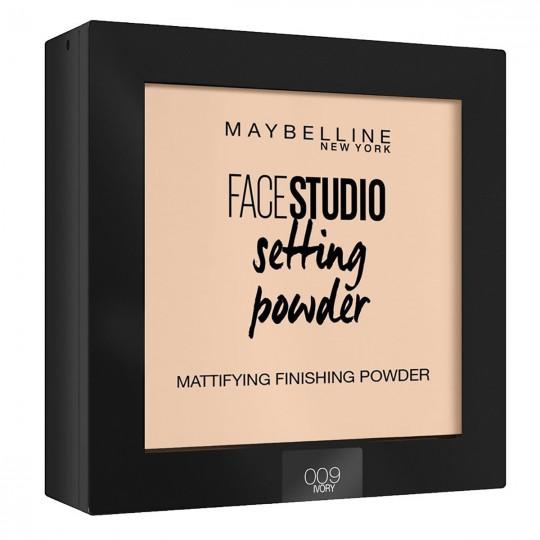 Maybelline Facestudio Setting Powder - 009 Ivory