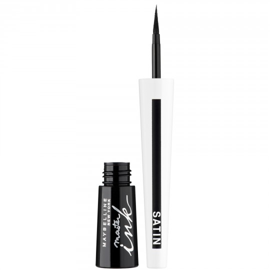 Maybelline Lasting Drama Master Ink Satin Eyeliner - 01 Luminous Black