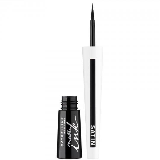 Maybelline Lasting Drama Master Ink Satin Eyeliner - 01 Luminous Black