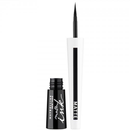 Maybelline Lasting Drama Master Ink Matte Eyeliner - 10 Charcoal Black