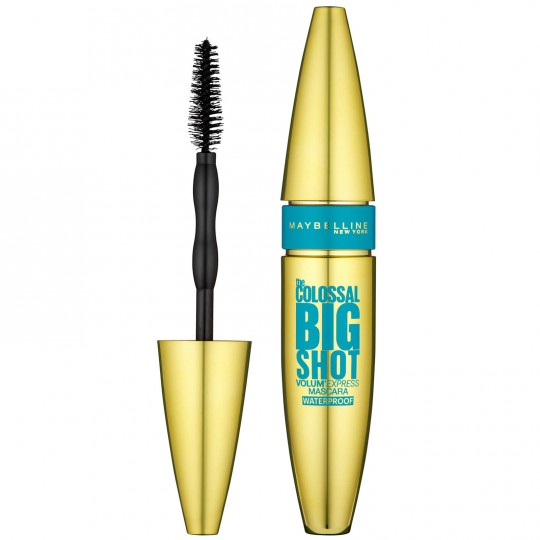 Maybelline Volum' Express The Colossal Big Shot Waterproof Mascara - Black