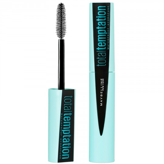 Maybelline Total Temptation Waterproof Mascara - Black