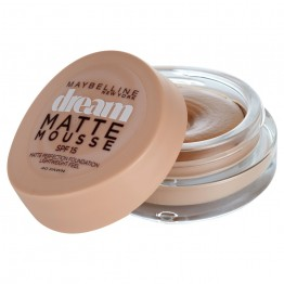 Maybelline Dream Matte Mousse Foundation - 40 Fawn