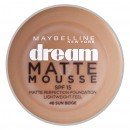 Maybelline Dream Matte Mousse Foundation - 48 Sun Beige
