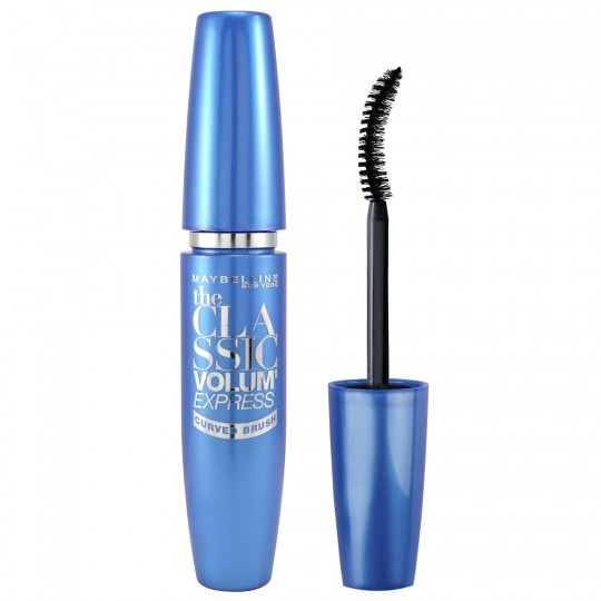 Maybelline Volum' Express The Classic Curved Brush Mascara - Black
