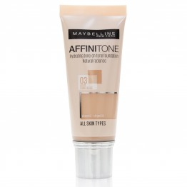 Maybelline Affinitone Foundation - 03 Light Sand Beige