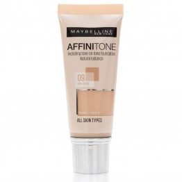Maybelline Affinitone Foundation - 09 Opal Rose