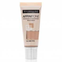 Maybelline Affinitone Foundation - 17 Rose Beige
