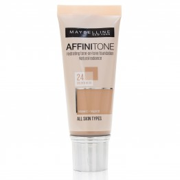 Maybelline Affinitone Foundation - 24 Golden Beige