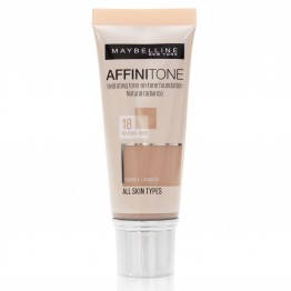 Maybelline Affinitone Foundation - 18 Natural Rose