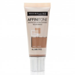 Maybelline Affinitone Foundation - 30 Sand Beige