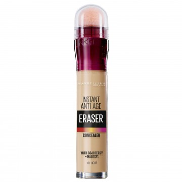 Maybelline Instant Anti Age Eraser Eye Concealer - 01 Light