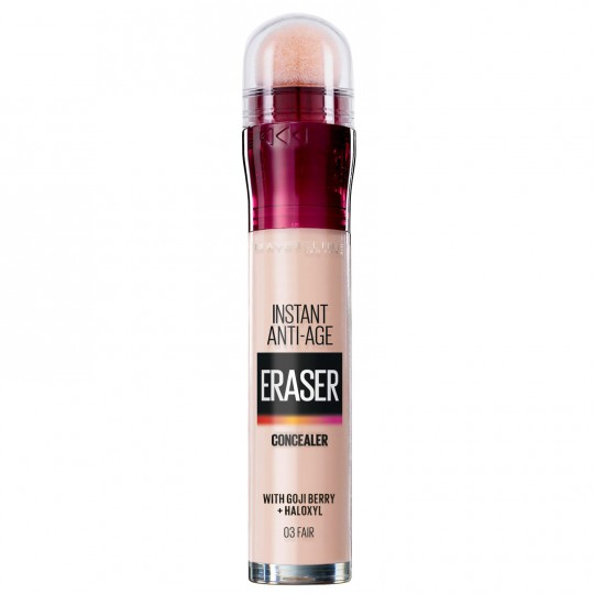 Maybelline Instant Anti Age Eraser Eye Concealer - 03 Fair