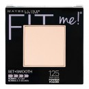 Maybelline Fit Me Set + Smooth Pressed Powder - 125 Nude Beige