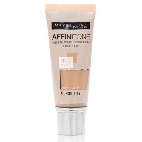 Maybelline Affinitone Foundation - 20 Golden Rose