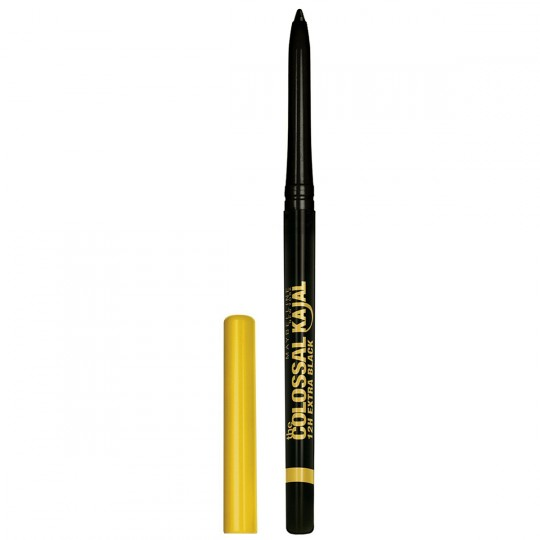 Maybelline The Colossal Kajal 12H Eyeliner - Extra Black