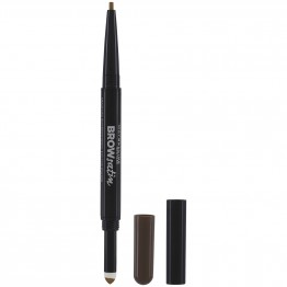 Maybelline Brow Satin Duo Eyebrow Pencil - Medium Brown