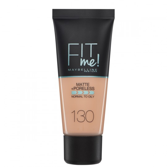 Maybelline Fit Me Matte + Poreless Foundation - 130 Buff Beige